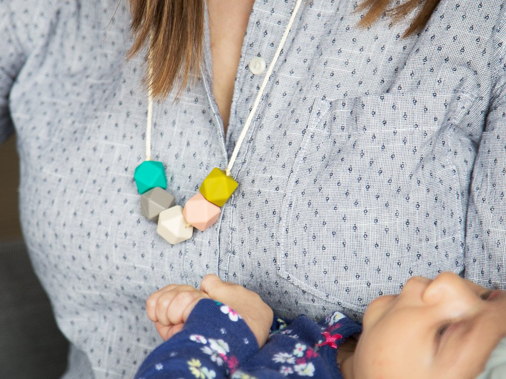 Teresa Silicone Teething Necklace