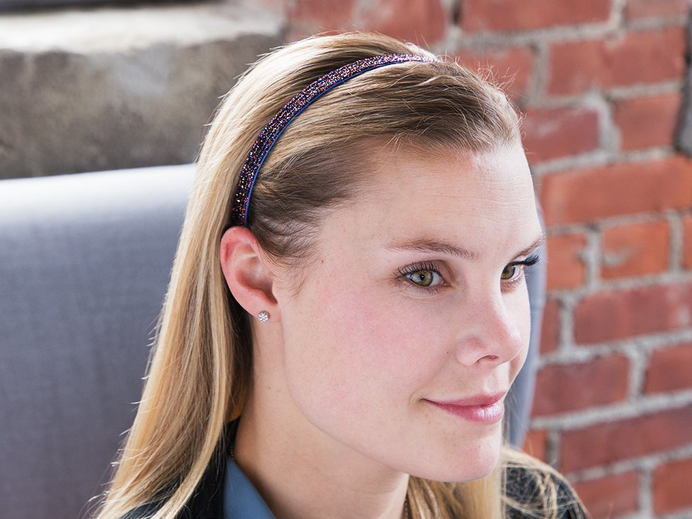 No-Slip Thin Headband