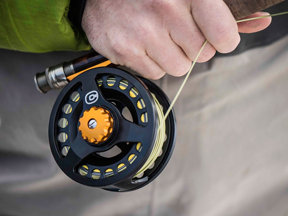 Tyro Fly Reel